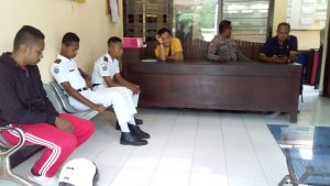 Pelajar Korban Kekerasan, Seret Senior ke Polisi