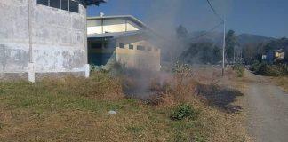 Gudang Logistik KPU Sikka Luput dari Kebakaran