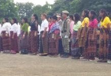 Sikka Pamer Keberagaman Budaya