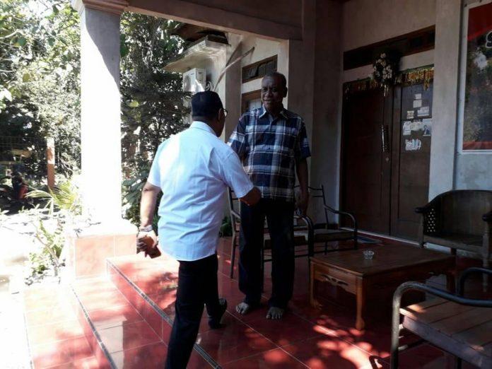 Dua Mantan Bupati Prihatin Kondisi Kabupaten Sikka