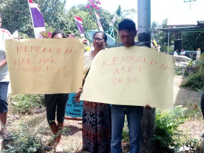 Inspektur Sikka Bantah Tambahan Waktu 120 Hari untuk Kades Nele Urung