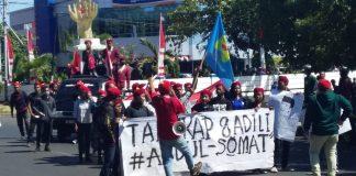 PMKRI Maumere Serukan Tangkap Abdul Somad