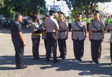 Wakapolres Sikka Pindah, 6 Kapolsek Rotasi