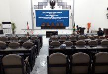 Bupati Sikka Batalkan Penetapan APBD Perubahan