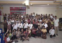Puluhan Anak di Sikka Ikuti Lokakarya