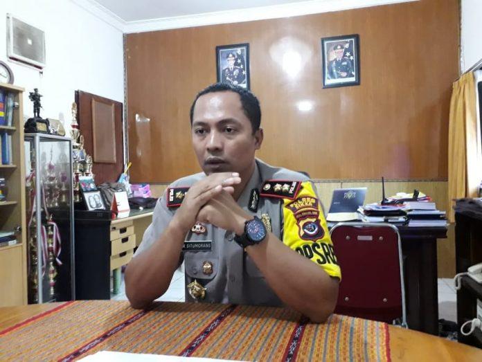 DPO Kupon Putih dari Maumere, Dibekuk di Ende