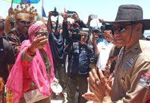 Bupati Sikka Janji Aspalkan Jalan Pemana-Ngolo