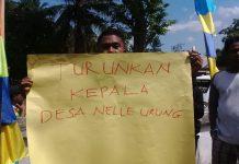Kades Nele Urung Sudah Kembalikan Dana Desa