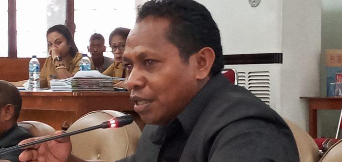 Wens Wege Kembalikan Daya Kontrol DPRD Sikka