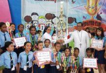 SDK Bhaktyarsa Boyong Piala Bergilir Olimpiade Sains