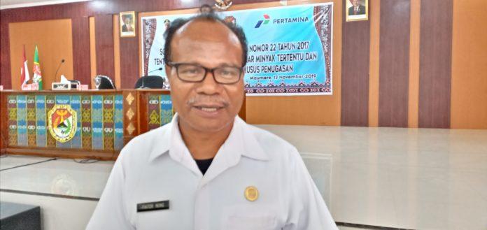 Minyak Tanah Tembus Rp 10.000 per Liter