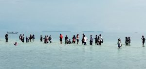 Taka Embo Mina, Daratan di Tengah Laut Lepas, Destinasi Baru di Sikka