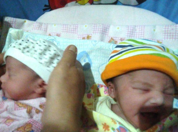 Bayi Kembar Safa dan Marwah Turut Nikmati Manfaat JKN-KIS