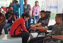 Donor Darah di Pelindo, Peringati Bulan K3 Nasional