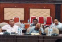 DPRD Sikka Soroti Penutupan Badan Jalan di Kota Maumere