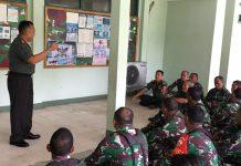 Dandim Sikka Ingatkan Peran Aktif Babinsa di Desa Binaan