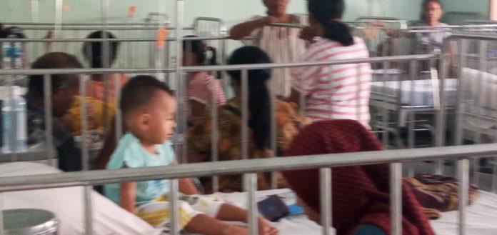 DBD Kepung Sikka, Tembus 21 Kecamatan