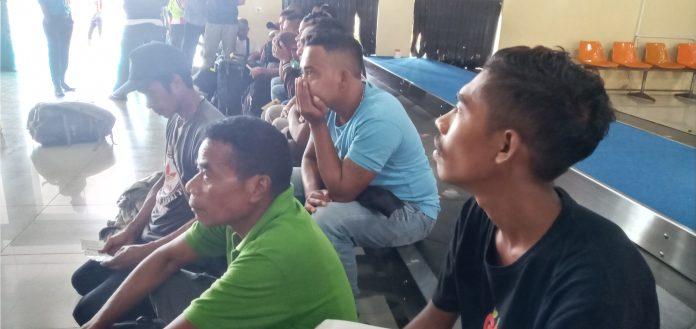 Sempat Pesta Ayam Panggang, Rencana Yanto Kerja di Kalbar Digagalkan Polisi
