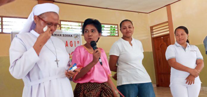 Kisah ODGJ Asal SoE, Dari Gila Kambing dan Suka Tidak Berpakaian, Kini Jadi Penjaga Warung Panti Asuhan di Maumere