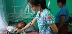 Ledakan Kasus DBD, Pasien Terpaksa Tidur di Velbed