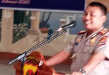 Disampaikan Pindah ke Maumere, Kapolres Sikka Langsung Ingat Goyang Gemu Fa Mi Re