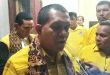Melki Laka Lena Signalkan Pemilihan Ketua Golkar Sikka secara Musyawarah Mufakat