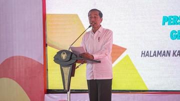 Hadiri HPN, Jokowi: Wartawan Adalah Teman Saya