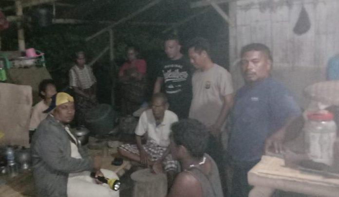 Habis Makan Malam di Rumah Keluarga, Kakek Pemerkosa Dicokok Polisi