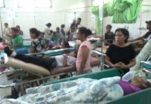 DBD di Sikka Makan Korban Keenam