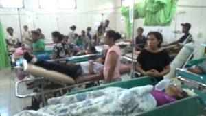 Pasien DBD Membludak, Perawat Kelelahan Hingga Pingsan