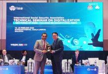 Indonesia Tuan Rumah Pertemuan Tingkat Tinggi Jaminan Sosial Sedunia