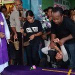 Pastor Remi Hambur Mohon Doa bagi Korban Tewas Akibat Corona dan DBD