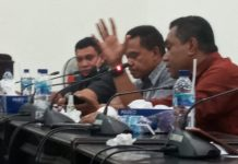 Anggota DPRD Sikka Sufriyance Merison Botu