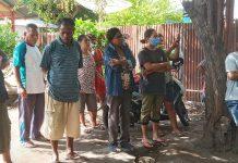 Warga Waioti Tolak ODP dan HIV Penghuni Rumah Singgah ODHA