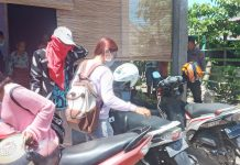 Buntut Penolakan Warga, ODP Penghuni Rumah Singgah ODHA Dievakuasi