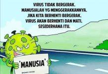 Ada yang Positif dari Virus Corona, Apa Itu?