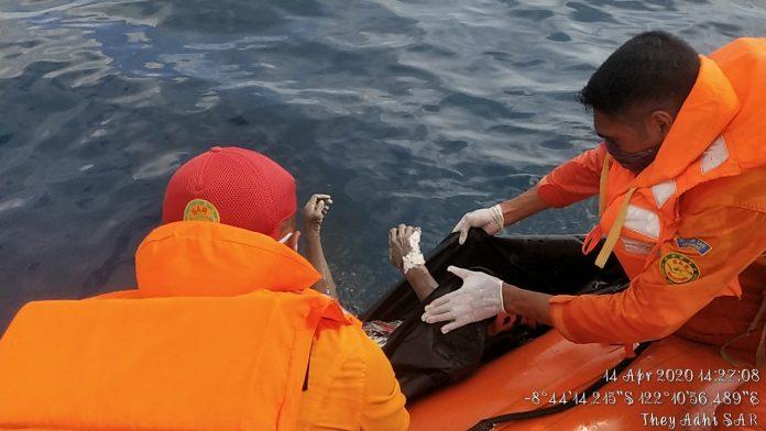 Korban Tenggelam di Lela Ditemukan 1,5 Kilometer dari Lokasi Kejadian