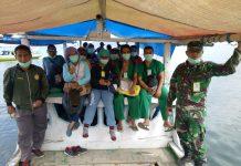 Sisir Kontak Erat di Kojadoi dan Pemana, Tim Kesehatan Swab 21 Warga