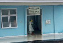 Hujan Deras di Maumere, Ruang Isolasi RSUD TC Hillers Kebanjiran
