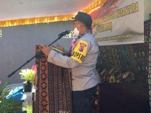 Kampung Tangguh Nusantara, Gagasan Kreatif Polres Sikka