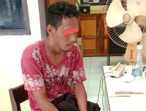 Seorang Pelaku Aniaya Brimob Serahkan Diri