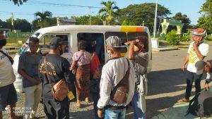 Karantina Hanya 12 Jam, Pemerintah Pulangkan 135 Penumpang Eks Lambelu