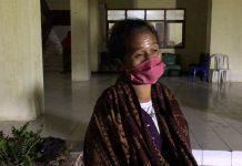 Sedih! Pasien Positip di Sikka Minta Makan Pakai Berteriak