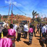 Menteri PUPR Kunjungi Bendungan Napung Gete