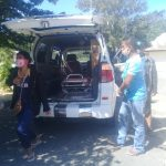 """Setelah 6 Hari di Kampung, 2 Pelaku Perjalanan """"Digelandang"""" ke Lokasi Karantina Terpusat"""