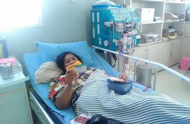 Biaya Cuci Darah Nol Rupiah, Yustina: JKN-KIS Luar Biasa