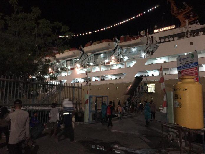 Embarkasi Penumpang Lambelu Diawasi Ketat
