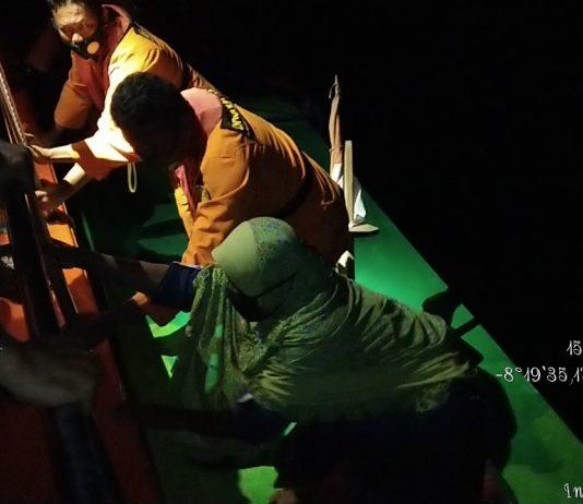 Mesin Kapal Mati di Tengah Laut, 15 Penumpang Berhasil Selamat