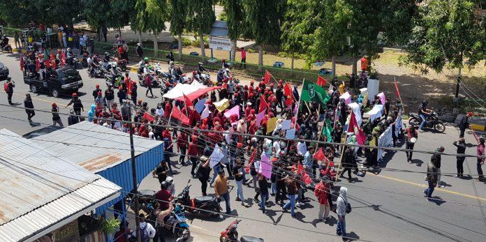 Abaikan Protokoler Kesehatan, Demonstran Alasan Tidak Percaya Corona