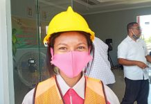 Nona Clara Bangga Bisa PKL pada Proyek Nasional
